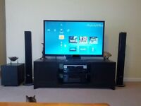 "55"" LG LED full HD freeview built in"