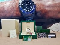 New boxed with papers 40mm two tone white dial with gold bezel Rolex daytona watch with Automatic