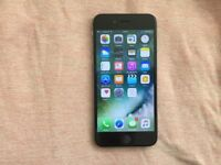 iPhone 6 (O2, GiffGaff, Sky 14 Day Guarantee 16GB Deliver+Post Apple Black)    