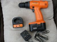 12v BATTERY OPERATED DRILL (New & Boxed)