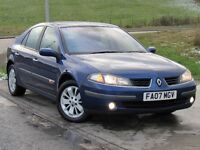 RENAULT LAGUNA 2.0 DYNAMIQUE 16V DCI 5d 151 BHP Year MOT 6 Month Parts & Labour Waranty Years MOT