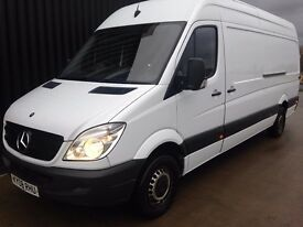 2008 Mercedes-Benz Sprinter 2.1 CDI 311 Extra High Roof 4dr LWB 1 Previous Owner Finance Available