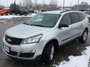 2017 Chevrolet Traverse LS | ONE OWNER | AWD | CAM