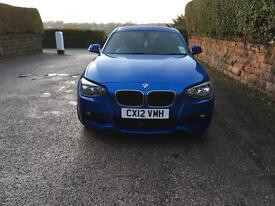 BMW 118i M SPORT 170HP 5DR
