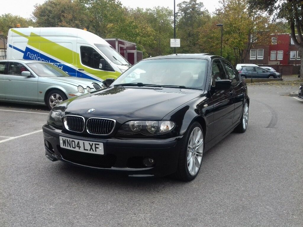 bmw e46 320i m sport in edmonton london gumtree. Black Bedroom Furniture Sets. Home Design Ideas