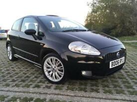 2006 FIAT GRAND PUNTO 1.9 DIESEL MANUAL, SPORTS