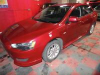 2012 MITSUBISHI LANCER **NO REASONABLE OFFERS REFUSED** $10,500