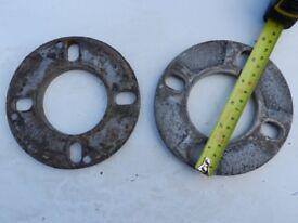 9mm wheel spacers.