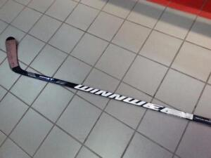 Winnwell composite XT used hockey stick. We sell used sporting goods. (#43903)
