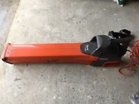 Flymo Corded Garden Vacuum and Leaf Blower
