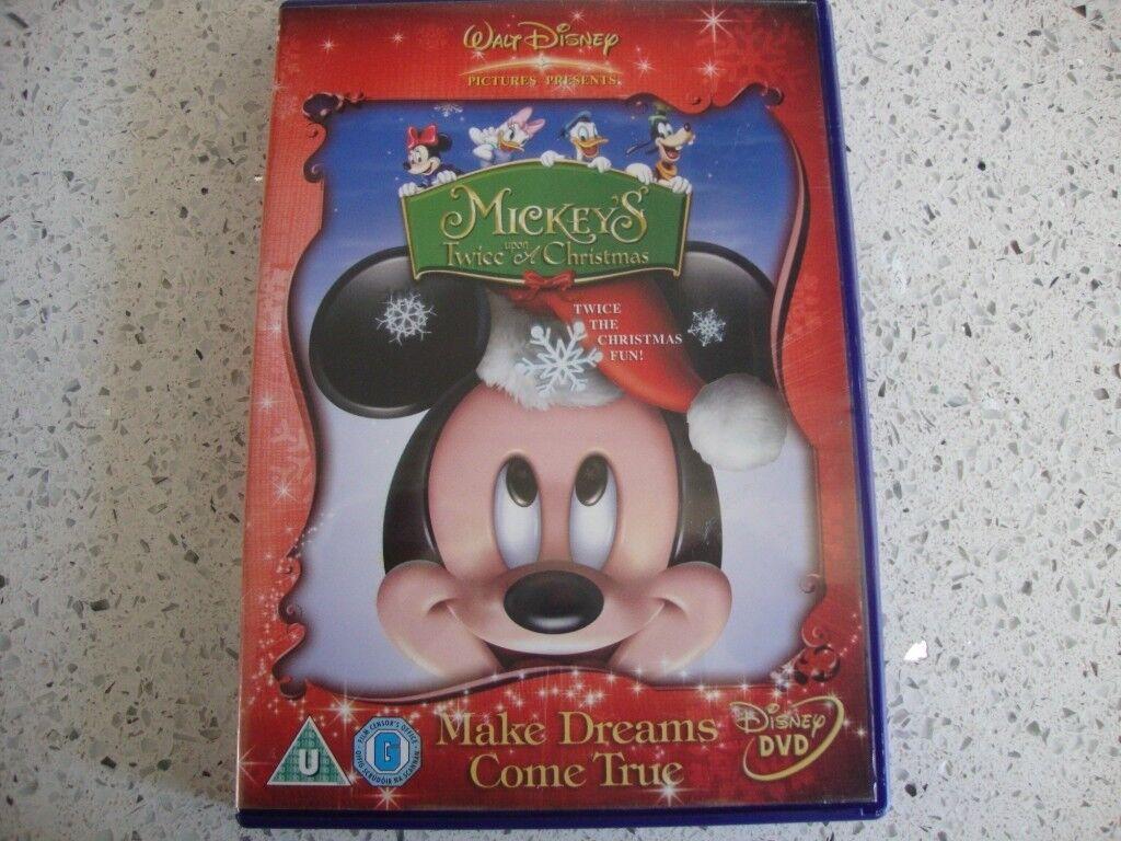 Mickeys Twice Upon A Christmas.Disneys Mickey S Twice Upon A Christmas In Birtley County Durham Gumtree
