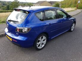 Mazda 3 Sport 2.0 6 speed- lovely to drive !