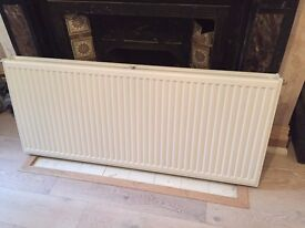 1400mm double radiator - nearly new