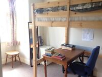 Double Room in spacious, clean and friendly shared house