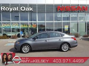 2016 Nissan Sentra SV *Heated Seats/Back-Up Camera/Bluetooth*