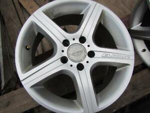 4---16 in Elbrus Alloys---5 x 112mm---Volks Audi Mersedes