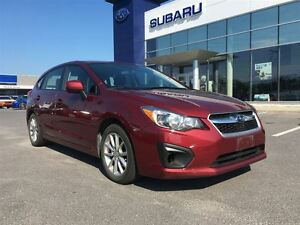 2014 Subaru Impreza 2.0i Touring Package