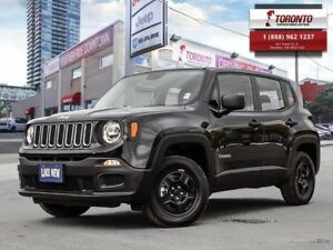 2015 Jeep Renegade ***SPORT***4X4***ONLY 1000KMS***