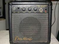 Dean Markley K-15 Guitar Amp 30W rehearsal, warm-up London