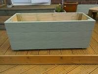 Garden Planter Large, other sizes / finishes can be made to order.