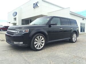 2015 Ford Flex Limited, Moonroof, Navigation, Heated Steering