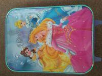 Princess suitcase