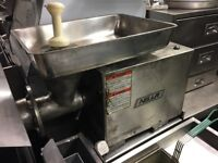 MEAT MINCER GRINDER NELLA FAST FOOD RESTAURANT CAFE KEBAB CHICKEN SHOP CATERING COMMERCIAL TYPE