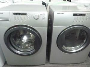 65-  Laveuse Sécheuse Frontales SAMSUNG 2 TONS   Frontload Washer Dryer