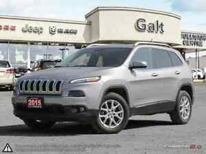 2014 Jeep Cherokee LATITUDE PKG | REMOTE START | ALLOYS | HEATED