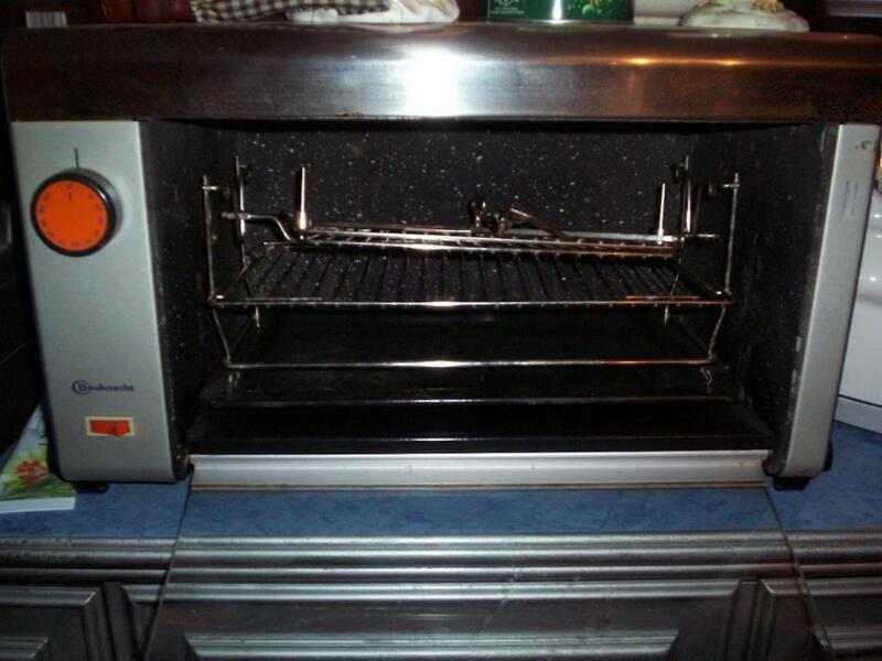 2grillautomat hei er stein geschirr dampfgarer in hessen helsa ebay. Black Bedroom Furniture Sets. Home Design Ideas