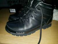 Genuine timberland men's shoes size 8.5 uk