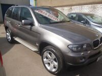 BMW X5 D Auto,2993 cc 4x4,1 previous owner,2 keys,FSH,great looking 4x4,runs and drives as new