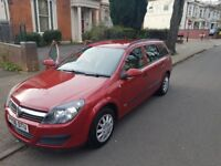 FOR SALE STUNNING 2006 VAUXHALL ASTRA ESTATE 1.8L AUTOMATIC PETROL 5 DR. LOW MILEAGE. EXCELLENT CAR