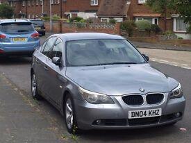 BMW 525D, Reg 04 . 164000 miles. Service history