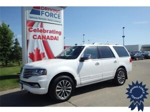 2016 Lincoln Navigator Select 4x4 - 24,934 KMs, 3.5L V6 Gas