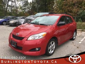 2013 Toyota Matrix Touring SUNROOF