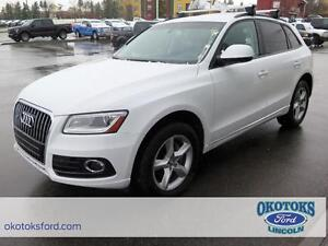 2016 Audi Q5 2.0T Komfort 2.0l all wheel drive sedan, in bril...