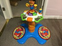 Vtech sit-to-stand tower