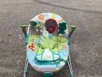 Baby rocker/swing/chair