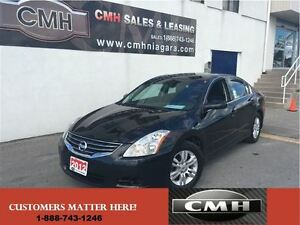 2012 Nissan Altima 2.5 S ROOF ALLOYS P/SEAT *CERTIFIED*