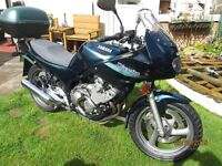 YAMAHA DIVERSION XJ600
