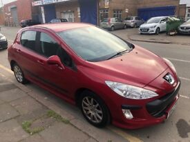 Peugeot 308 1.6 diesel, the vehicle is in great condition