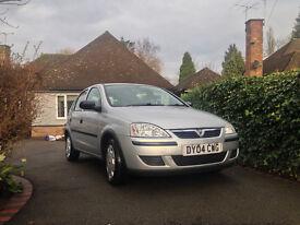 Vauxhall Corsa 1.2 i 16v Life 5dr