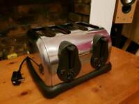 Bush Extra wide 4 piece Toaster