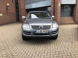 Volkswagen Touareg 2.5 TDI SE Sport 5dr Only £3250