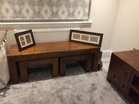 MUST SEE! REDUCED PRICE! Beautiful nest of table