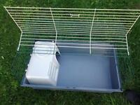 Ginea Pig Hamsters Cage easy to clean can collect anytime from BS305TT