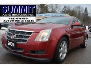 2009 Cadillac CTS CLEAN CARPROOF