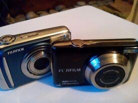14mega Fujifilm hd, 4gb memory card