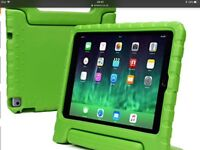 Rugged case and stand for iPad air
